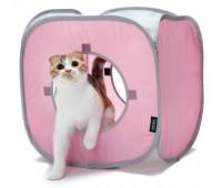 "Домик для кошек ""Кубик Рубик"", 38x38x38 см, Kitty Play Cube"