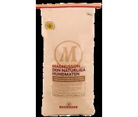 Корм Magnusson Naturliga (Original) для сильных аллергиков и чувствительных к питанию собак 14кг.