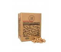 Печенье Magnussons Organic Dog Biscuits  - Small bone (original)  - 5 кг -Запеченное, низкокалорийное лакомство из сушеной говядины