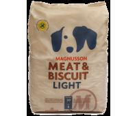 Корм Magnusson Лайт (LIGHT) для собак, склонных к избыточному весу