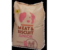 Корм Magnusson Джуниор (Junior) для щенков, беременных и кормящих сук 4,5кг.