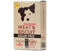 Корм Magnusson Грэйн Фри (Grain Free) корм для взрослых собак беззерновой  с нормальным уровнем активности