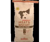 Корм Magnusson Грэйн Фри (Grain Free) корм для взрослых собак беззерновой  с нормальным уровнем активности 14кг.