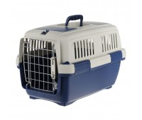Marchioro переноска 'TORTUGA' 2 для кошек и собак сине-бежевая.