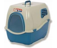 Marchioro био-туалет BILL 2F 57х45х48h см сине-бежевый