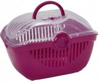 Переноска-корзинка Toprunner large, 48х36х32, большая, розовая