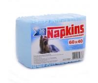 Впитывающие пеленки для собак, 60x40, 30 шт.