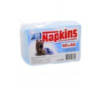 Впитывающие пеленки для собак 60x60, 30 шт.