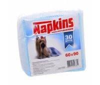 Впитывающие пеленки для собак 60x90, 30 шт.