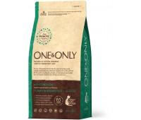 One & Only Turkey & Rice Adult INDOOR - Индейка с рисом для домашних кошек