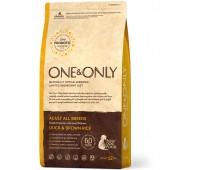 One & Only - Duck & Rice Adult All Breeds - Утка с рисом для взрослых собак всех пород