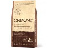 One & Only - Rabbit & Rice Adult All Breeds - Кролик с рисом для взрослых собак всех пород