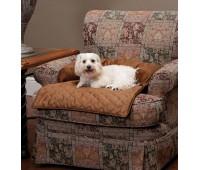 Покрытие-лежак с валиком на кресло