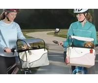 Вело корзина для домашних животных
