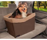 Авто сиденье для собак на сиденье автомобиля
