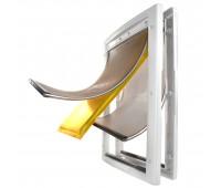 Утепленная дверца для домашних животных -  Extreme Weather Pet DoorTM - размер S