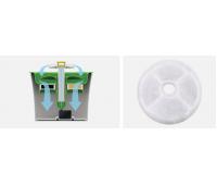 Фильтр для питьевого фонтанчика-цветка Catit Senses 2.0 для смягчения воды (2 шт)