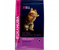 Eukanuba корм для котят, беременных и кормящих кошек (Kitten Healthy Start)  0,4 кг.