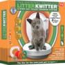 Litter Kwitter - оригинальная система для приучения кошки к туалету Feed-Ex