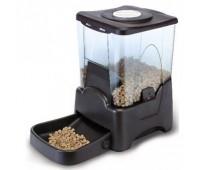 Автоматическая программируемая кормушка для домашних животных с ЖК дисплеем для сухого корма