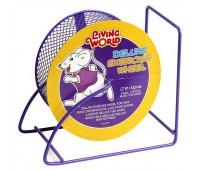 Колесо Deluxe фиолетовое для мышей 12,5 см