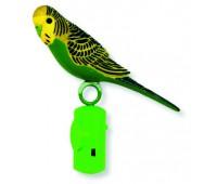 Игрушка-попугай на батарейках