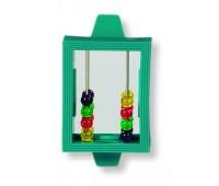 Зеркальце с бусинками