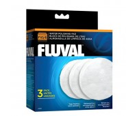 Губка синтепоновая для очистки воды для фильтров FLUVAL FX5/FX6, 3 шт/упак.