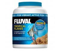 Корм для тропических рыб Fluval 750 мл - хлопья (125 гр)