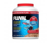 Корм для усиления окраса рыб Fluval 200 мл - хлопья (32 гр)