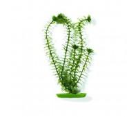 Растение пластиковое зеленое Элодея 38 см
