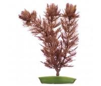 Растение пластиковое зеленое Перистолистник 13 см