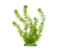 Растение пластиковое зеленое Роголистник 13 см