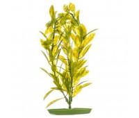 Растение пластиковое зеленое Гигрофила 20 см