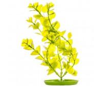 Растение пластиковое зеленое Монетница 20 см