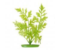 Растение пластиковое зеленое Папоротник 20 см