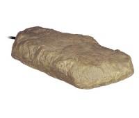 Камень для рептилий большой с обогревателем (31 x 18 см) - 15 Вт