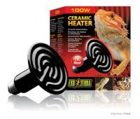 Керамические тепловые излучатели для террариума, 100 Вт (диам. 8,5 см)