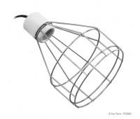 Светильник на зажиме с фарфоровым патроном Wire Light малый до 150 Вт