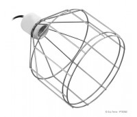 Светильник на зажиме с фарфоровым патроном Wire Light большой до 250 Вт