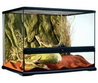 Террариум из силикатного стекла, 60 x 45 x 45 см