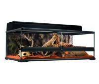 Террариум из силикатного стекла, 90 x 45 x 30 см