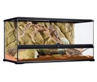 Террариум из силикатного стекла, 90 x 45 x 45 см