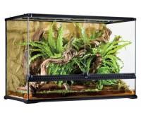 Террариум из силикатного стекла, 90 x 45 x 60 см
