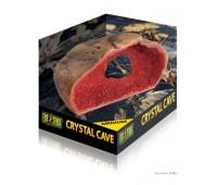 Кристаллическая пещера для террариума, средняя