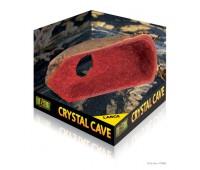 Кристаллическая пещера для террариума, большая