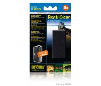 Фильтр-губка (2 шт) тонкой очистки для фильтров Repti Clear F 250 (арт. РТ3610)