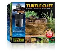Черепашья скала Turtle-Cliff с фильтром для воды средняя