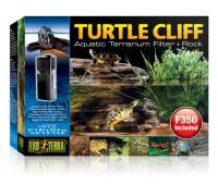 Черепашья скала Turtle-Cliff с фильтром для воды большая