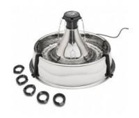Питьевой фонтан Drinkwell® 360 из нержавеющей стали, 3.8 л.
